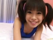 Hinata Seto Lovely Japanese teen