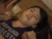 Fancy Japanese teen Tsuna Nakamura experiences tough rear banging