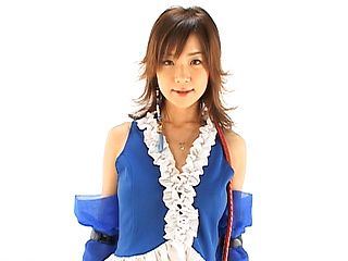 Aimi Japanese model is a beauty