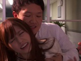 Over time turns into hardcore threesome for Yuuo Mamoi picture 11