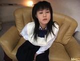 Konomi Futaba Asian girl is lovely in her uniform picture 11