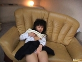 Konomi Futaba Asian girl is lovely in her uniform picture 13