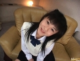 Konomi Futaba Asian girl is lovely in her uniform