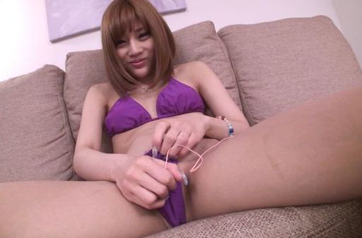 Alluring Asian milf Suzuka Miura gets her luscious slit drilled