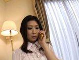 Hottie with bubble ass Nanako Yoshioka enjoys anal and pussy banging