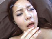 Semen lover Yukina Momota enjoys hardcore rear banghot asian pussy, horny asian}