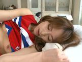 Akiho Yoshizawa gets it deep and hard and a facial