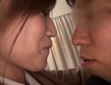 Nice Asian teen girl with small tits gives a perfect cock riding picture 15