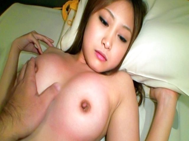Mai Satomi Lovely Asian chick likes hard fucking