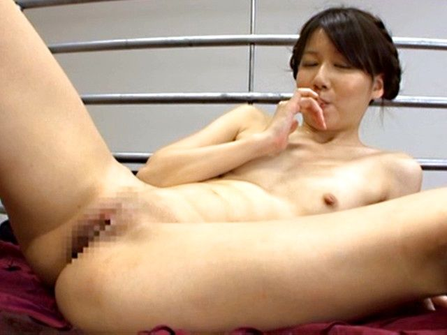 Adorable Yurika Miyaji enjoys two cocks at once