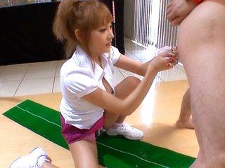 Kirara Asuka Cute Japanese teen is sexy