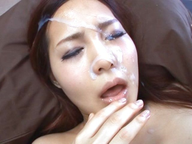 Semen lover Yukina Momota enjoys hardcore rear bang
