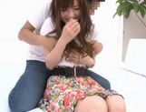 Yuu Chan sexy Asian college girl has a nice form