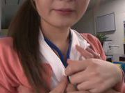 Innocent Asian office chick Rina Ishihara enjoys hardcore