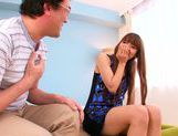 Sweet japanese Ayaka Tomoda gets pounded really hard