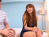 Sweet japanese Ayaka Tomoda gets pounded really hard picture 14