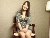 Superb Akari Hoshno pleases with impressive solo picture 13