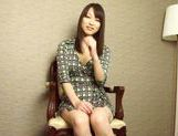 Superb Akari Hoshno pleases with impressive solo picture 14