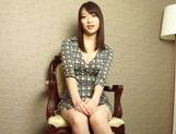 Superb Akari Hoshno pleases with impressive solo picture 15