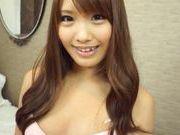 Sexy teen chick Suzu Minamoto gets cum in her mouth