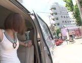 Arousing asian teen Minami Ohiro gets hard drilled