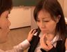 Horny Chihiro Akino enjoys sucking huge cock