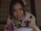 Sexy Rin Sakuragi Asian milf amazes her horny husband picture 12