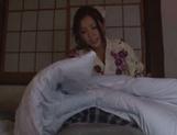Sexy Rin Sakuragi Asian milf amazes her horny husband picture 13