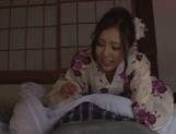 Sexy Rin Sakuragi Asian milf amazes her horny husband picture 14