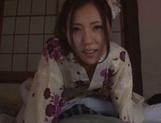 Sexy Rin Sakuragi Asian milf amazes her horny husband picture 15