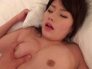 Steamy milf Mika Nanjo experiences tough toy insertion