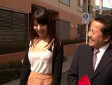 Chibana Meisa loves her cock deep and fast