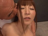 Busty Rei Aimi receives impressive pussy stimulation picture 13