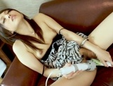 Rino Mizusawa is simply amazing during top soloasian teen pussy, horny asian}