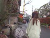 Busty Japanese hottie Shunka Ayami in a wild gang
