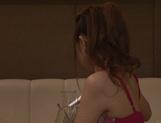 Sweet Sex model Erika Kitagawa deepthroats her boss enjoys fucking