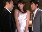 Kaede Imamura likes the way her twat is getting nailed