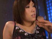 Tomoka Minami Asian doll likes sucking cocks