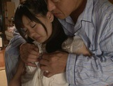 Doggy-style penetration of Meri Hayama pussy picture 14