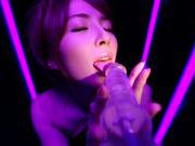 Miku Ohashi likes to play dirty and wild