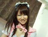 Horny asian babe Yuika Miyaji loves to suck
