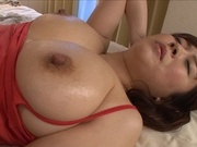 Exquisite Asian bombshell Aoyama Nana gets her tits and pussy fondledasian pussy, asian ass}