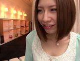 Skinny Risa Mizuki likes to get naughty sex picture 14
