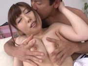 Curvaceous Asian milf Erina Yazawa enjoys sex in all positionsasian ass, asian wet pussy}