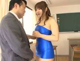Horny asian babe Shiori Kamisaki gets pounded hard picture 14