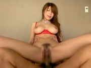 Busty wild beauty queen enjoys tit fuckjapanese sex, young asian}