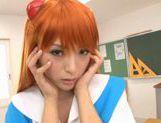 Yuu Namiki Lovely Japanese model in cosplay