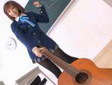 Yuu Namki Hot Japanese anime model in cosplay