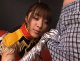Mihiro sweet Asian teen likes cosplay and sex picture 14