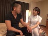 Kinky Japanese masseuse arranges hardcore sexplay